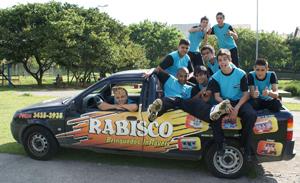 Equipe Brinquedos Rabisco - Brinquedos Infláveis