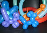 Escultura de Balões 2